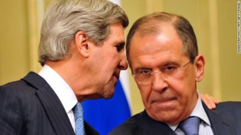 كيري-لافروف (مصدر الصورة: CNN)